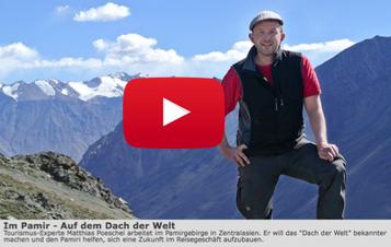 Video: Im Pamir – Auf dem Dach der Welt
