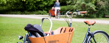 Umweltschutz mit dem Lastenrad