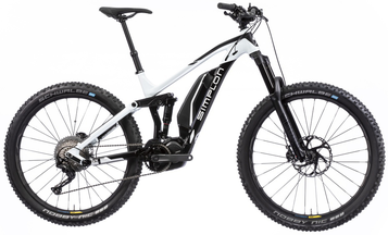 Simplon Steamer e-Mountainbike 2018