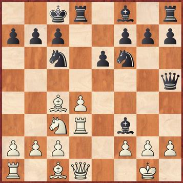 Wölk, R - Henze: Hier bekam Weiß nach 10. ... Lxf3 ein Remis in deutlich schlechterer Stellung geschenkt. So hätte z.B. 11.Dxf3 Dxf3 12.gxf3 Sxd4 zu einem Mehrbauern und einer deutlich besseren Stellung für Schwarz geführt