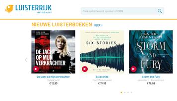 Luisterboek downloaden Luisterrijk