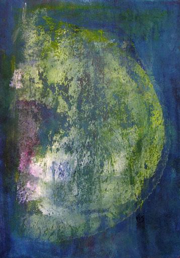 BDL 1612, Acryl auf Leinwand 100 x 70 cm