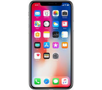 reparation iPhone X