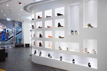 Shopping Schuhe