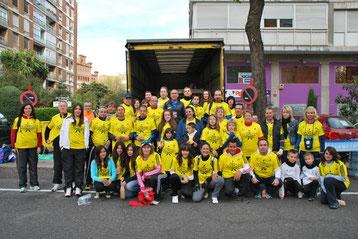 Marathon de Madrid 2012