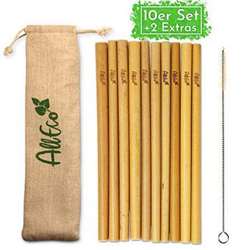 Bambus Strohhalm, Trinkhalm, umweltbewusst leben als Familie, Eltern und Lifestyle, Plastikmüll, Bambus, Familie und Zukunft, Kinder