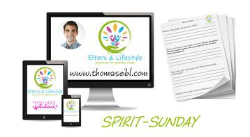 Eltern, Impulse, Lifestyle, Familie, Bewusstsein, Persönlichkeitsentwicklung, spirit Sunday für Eltern und Familie