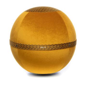 Siège Ballon Bloon edition panaz Mustard Yang ERGOaccessoires.com