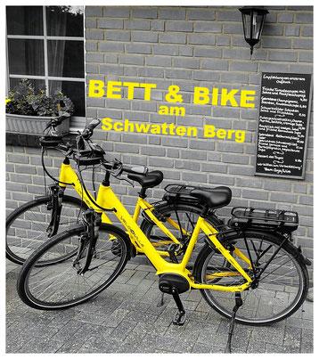 Bett & Bike-Unterkunft Münsterland