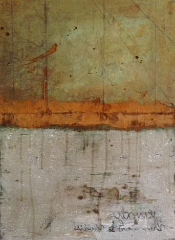 Leinwand, 60 x 80 cm; Mischtechnik - Christiana Sieben
