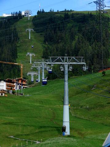 Galzig-Bahn St Anton am Arlberg