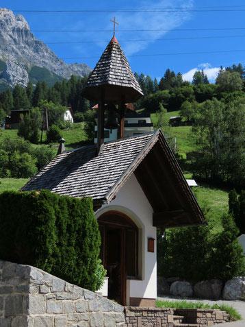 Herz-Jesu-Kapelle in Flirsch
