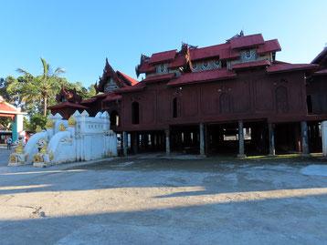 Shwe Yaunghwe Kloster