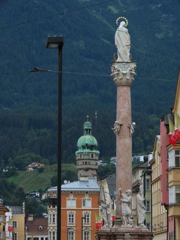 Mariensäule in Innsbruck