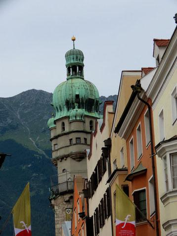 Stadtturm in Innsbruck