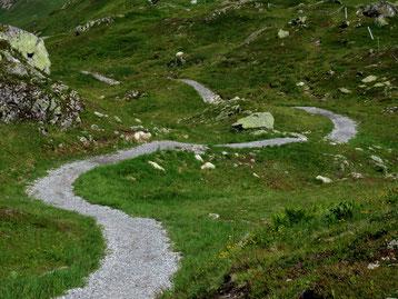 Mutspuren-Weg