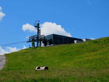 Bergstation Galzigbahn