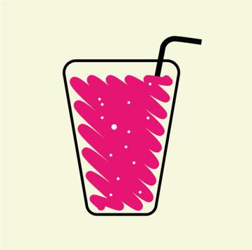 (c) soda. mit himbeer