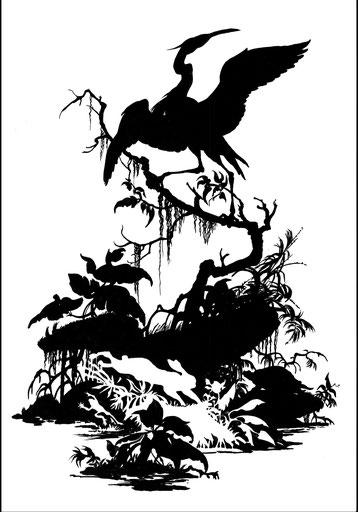 Татьяна Казакова. Очень серьёзный кот. 2021