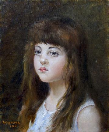 Татьяна Казакова. Малышка. 2020