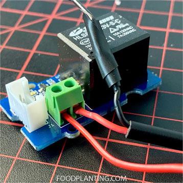 verwarmingsmat, arduino, kasverwarming