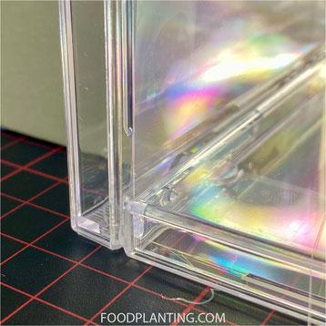 CD-hoesje kas