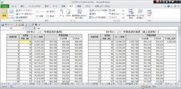 ライフプランシミュレーションソフト 住宅ローン5