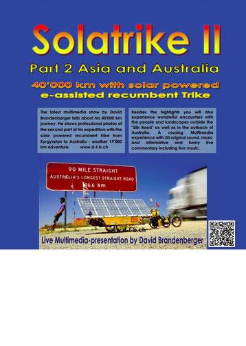 Solatrike Multimedia presentation Part 2 Poster