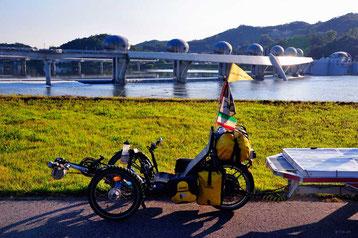 Trike in Südkorea