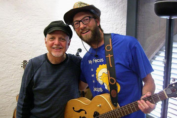 Bild:Phil Keaggy,d-t-b,David Brandenberger,Gitarre,Kyburg,