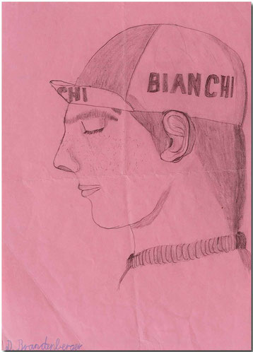 Bild:Selbstbildnis,Bleistift,Zeichnung,David Brandenberger,d-t-b.ch,d-t-b,