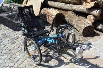 AZUB Trike made in Czech Republic