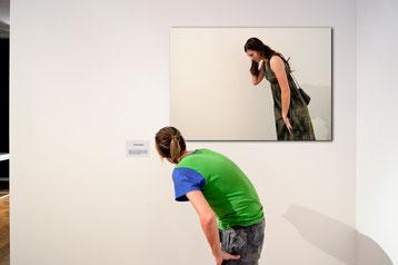 Bild:Foto,Kunst,KF006,Description,Beschreibung,Museum,Mann,Frau,Dada,Lodz,Marzena,Janek,David Brandenberger,