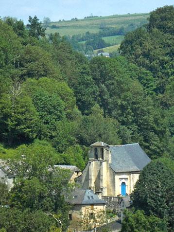 Eglise d'Ourdis-Cotdoussan ©Michel Dieuzaide