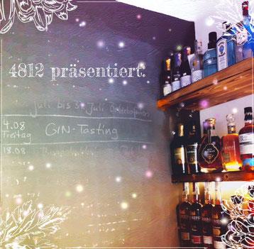 4812 Gin de Cologne Gin Tasten Tour