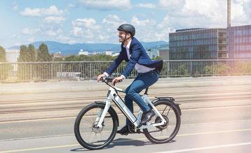 Stromer e-Bikes und Pedelecs in der e-motion e-Bike Welt in Stuttgart