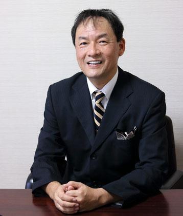 株式会社土岐ブルドーザ 代表取締役 水野 和彦