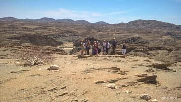 Voyage en Namibie le 11-10-16