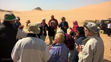 Voyage en Namibie le 12 octobre 2016