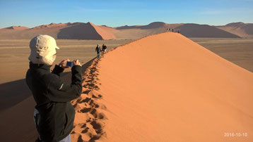 Voyage en Namibie 10-10-2016
