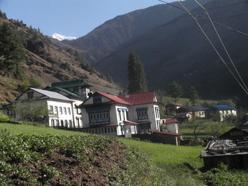 trekking everest - camp de base everest - trek Jiri