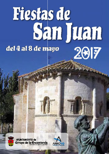 Fiestas de San Juan en Arroyo de la Encomienda