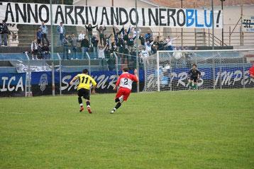 Cuneo attacca sulla fascia sinistra