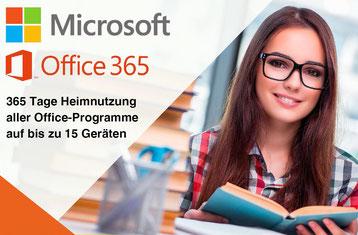 Infos zum Erwerb von Office 365