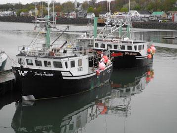 Digby Lobsterboote
