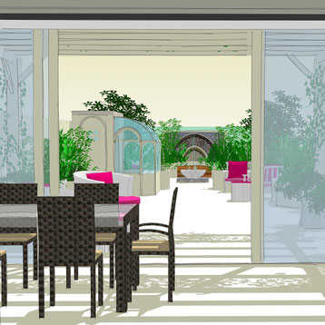 DA3 studio di progettazione giardini e terrazzi a Mestre Venezia