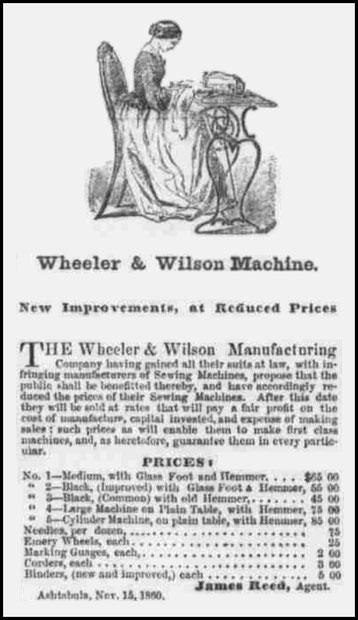 From November 1860