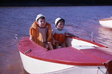 1967 - Première navigation