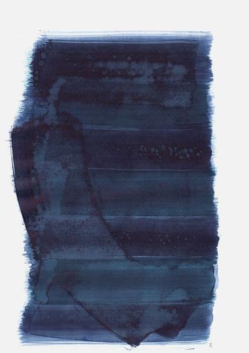 """""""Herzfeld"""", 2020, 48 x 36cm"""