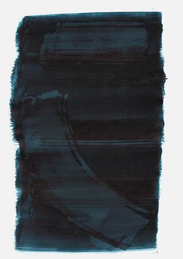 """Hagelberg"", 2020, 48 x 36cm"